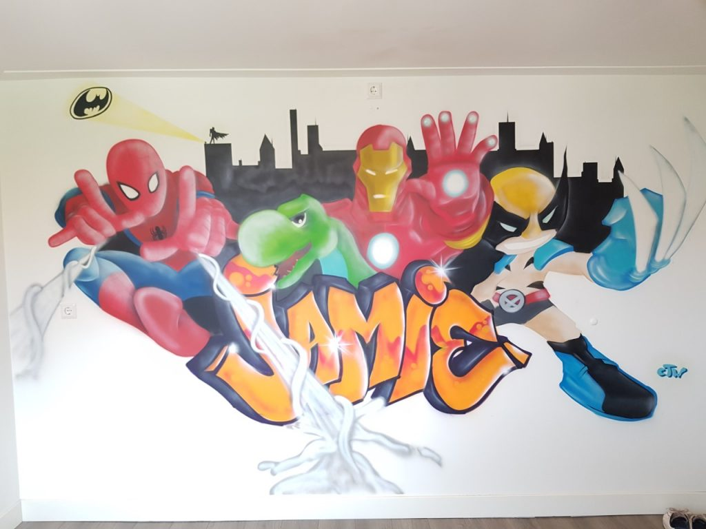 Marvel Room - Jamy