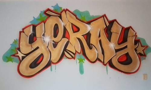 Graffiti - Yerray